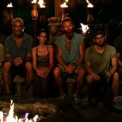 Sarita's last Tribal Council.