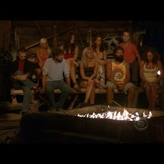 <i>Survivor: Heroes vs. Villains</i> Jury.