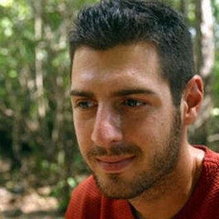 Rob C. as a <i>Star</i> of Survivor.
