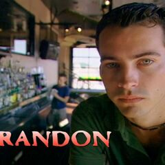 Brandon is introduced in the premiere episode.