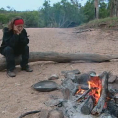 Amber is lonely, after Jerri's elimination.