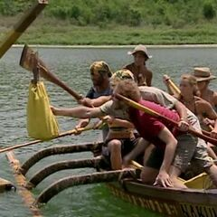 The new Nakúm at the fourth Immunity Challenge.