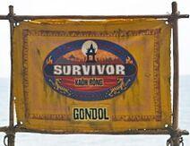 Gondol flag2