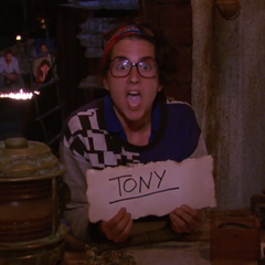 Aubry votes against Tony.