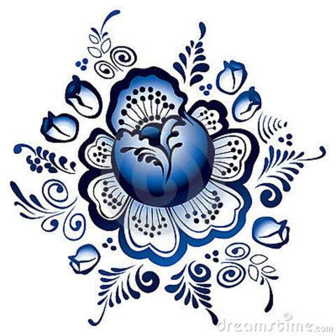 File:Gzhel-flowers-russian-ornament-15129964.jpg