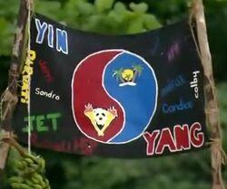 Yin-yang-flag