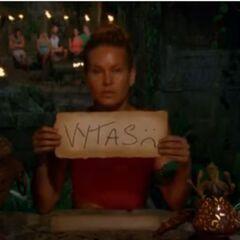 Abi-Maria votes against <a href=