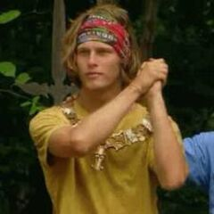 Fabio wins the first Individual Immunity Challenge.