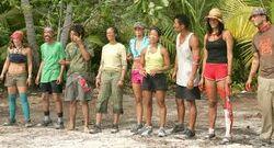 New Aitu tribe absorb
