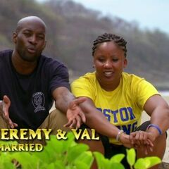 Jeremy and Val on <a href=
