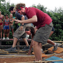 Rafe at the individual Immunity Challenge, <a href=