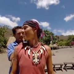 Tammy wins her second immunity.