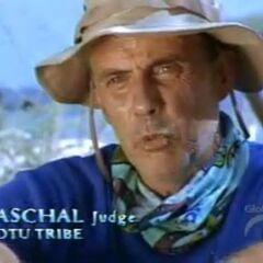 Paschal makes a <a href=