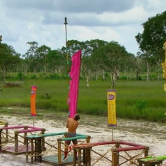 Joe faces off against Keith for individual immunity.