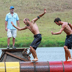 Marcus faces off against Ace for individual immunity.