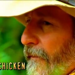 Chicken's second motion shot in the opening.