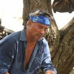 Marty at Espada camp.