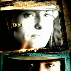 Jerri's photo in the opening intro.