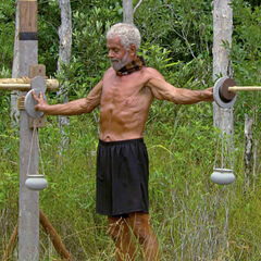 Joe competes in <i>This Much</i> for immunity.
