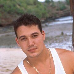 Rob Mariano's alternate cast photo.
