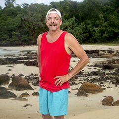 Keith's alternate cast photo for <i>Cambodia</i>.