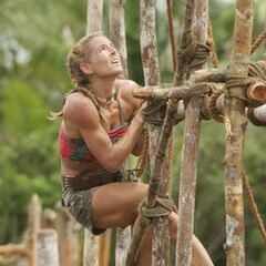 Cindy at the Immunity Challenge, Day 25.