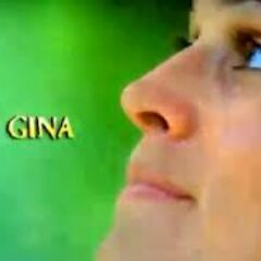 Gina's second shot in the opening.
