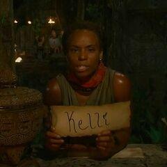 Tasha's last vote.