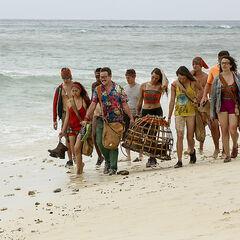 Vanua walking to <a href=