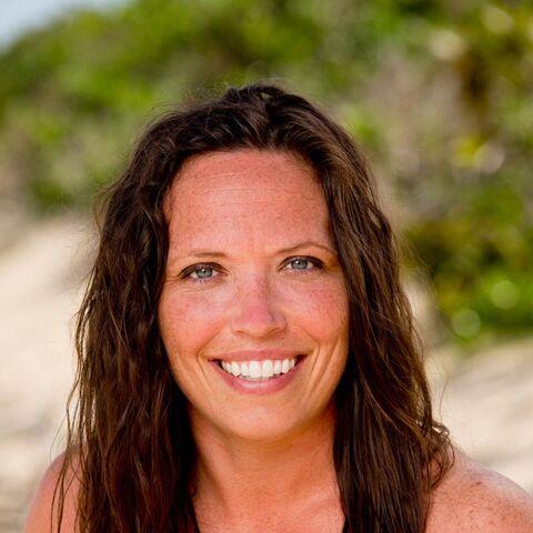 Sarah's Alternate promotional photo for <i>Survivor: Game Changers</i>.