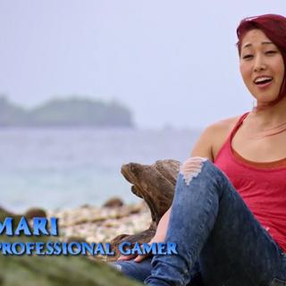 Mari making her first <a href=