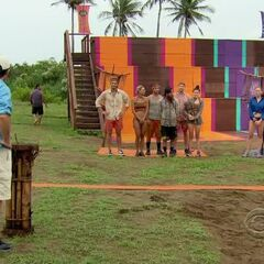 Brandon is unanimously voted out by his tribe at the Immunity Challenge.