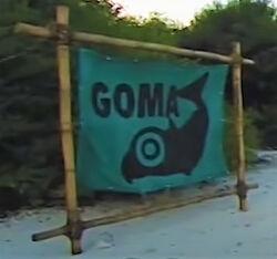 Goma flag