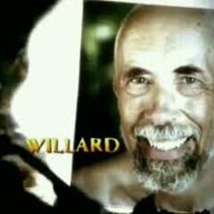 Willard's photo in the opening.