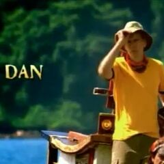 Dan's motion shot in the opening.