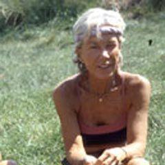 Kim J. at Boran camp.