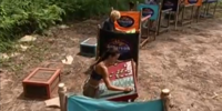 Survivor Scramble