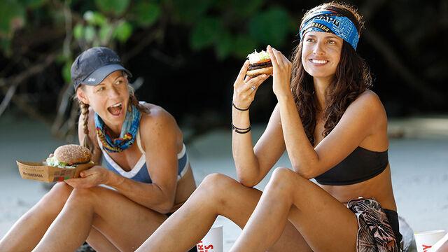 File:Australian-Survivor-Episode-7-Hungry-Jacks-Reward-Saanapu---Kylie-and-Tegan.jpg