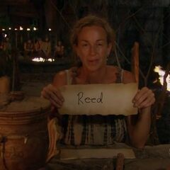 Missy votes against Reed.
