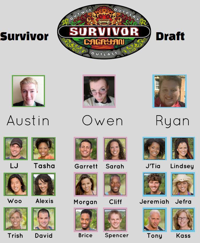 Survivor draft
