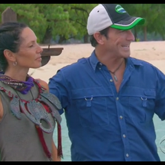 Monica wins her second individual immunity.