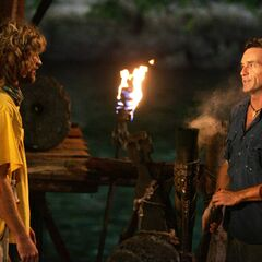 Erik's actions at Tribal Council will go down in <i>Survivor</i> infamy.