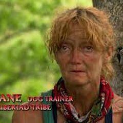 Jane making a <a href=