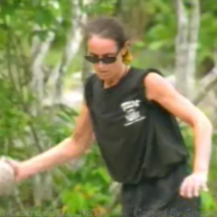 Helen at her final challenge.