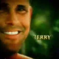 Terry's photo in the opening.