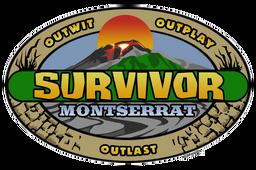 Survivor Montserrat Logo