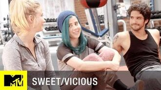 Sweet Vicious (Season 1) 'Sweet Attack Full Mount Escape' Official Clip MTV