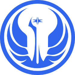Star Wars Jedi Knight Logo