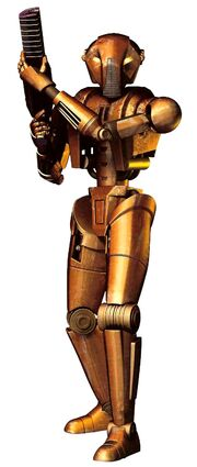 WSP Battle Droid
