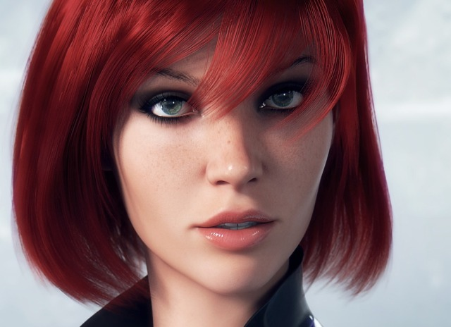 Female Characters With Red Hair Eire